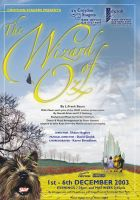 Wizard of Oz Poster 2 by legley