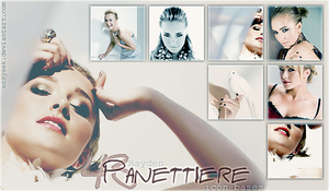 Hayden Panettiere Icon Bases by Ennysek