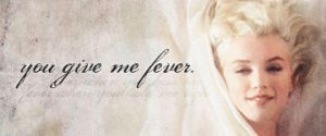 Fever When You Hold Me Tight by dictionarychemist