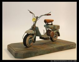 SCOOTER_03 by Alix-modelmaking