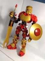 Bionicle: the good brother by CASETHEFACE