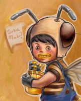 Honeylover by macarious