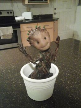 Groot by Rowza