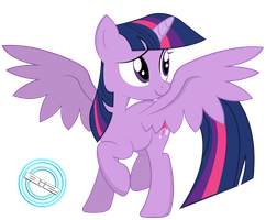 {Commission} Twilight Alicorn by Vectorpone