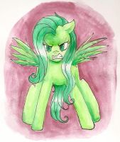 Flutter Hulk by hopelessromantic721