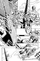 Spidey and the Spot sample pg 4 by deankotz