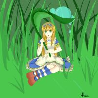 Tiny Alice - Request by chibi-rice-ball-chan