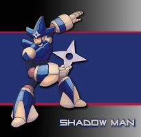 Shadow Man by neen
