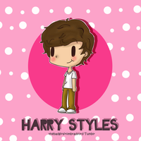 Harry Styles mini by demijonas28