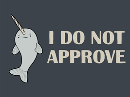 Support The Narwhals by MonsieurNarhwal