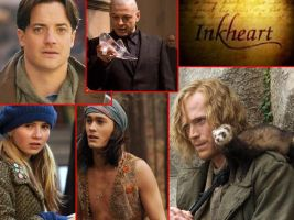 Inkheart Collage by stardustGirl13