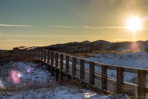 Port Hood Boardwalk by steverankin