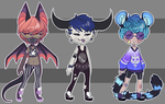 Color Pop Adopts! [AUCTION] by PunkPuke