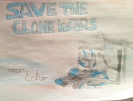 Save the Clone Wars! by SilverMistSE