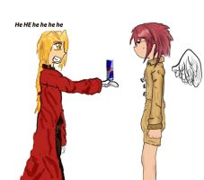 Fullmetal needs a funny to by Brods