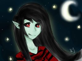 marceline again :) by chimomo23