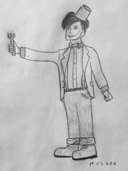 The 11th Doctor by MattNXT11