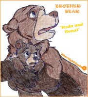 Brother Bear_Disney by Starlightina88