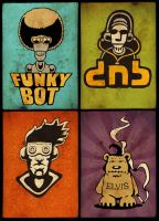 T-Shirt Designs by MaComiX