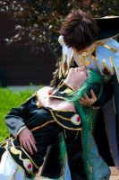 Code Geass- Empress and knight by TheTwoChu