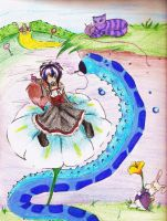 Risu in Wonder land by charly-d-squirrel
