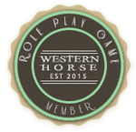 Western Horse RPG:Members Badge by Show-Society