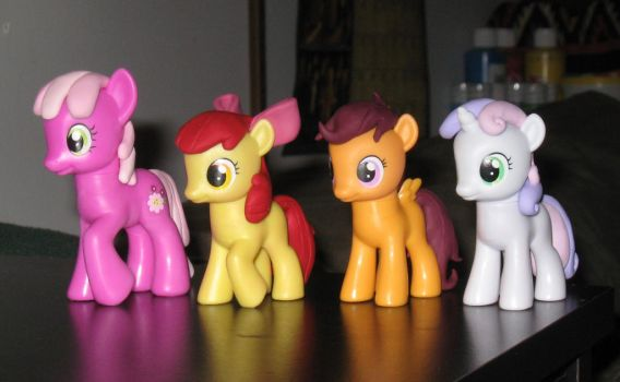 WE REALLY LIKE OUR MANES by AleximusPrime