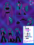 2013 FlutterNight Ref by DarkDreamingBlossom