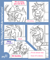 SonAmy-Time Travel pg.11 by Klaudy-na