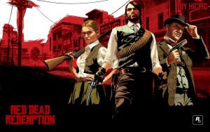 Red Dead Redemption Wallpaper by hicpic