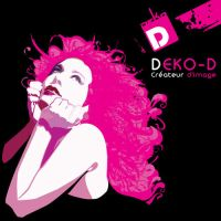 Deko-D Website by mokona73