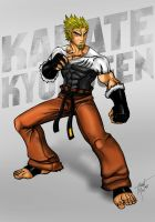 Mr. Karate - Kof: MI2 by T7M