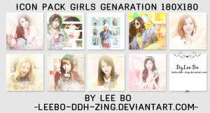Icon Pack Graphics~Girl Genaration~By Lee Bo by leebo-ddh-zing