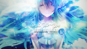 Smile For You by Totoro-GX