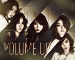 4minute- Volume Up by KateW49