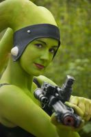 Twi'lek awesomeness by Applenaut