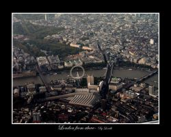 London from above by lexidh