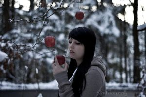 Snow White IV by NanaPHOTOGRAPHY