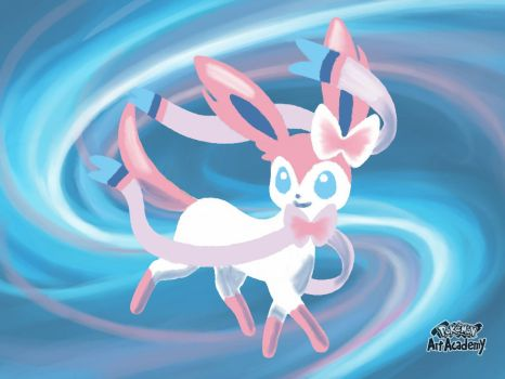 Sylveon by ThomasandStanley