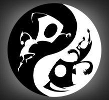 Yin and Yang by RancorousRiverFish
