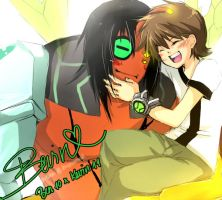 BEN10 - parody much by michikixthien