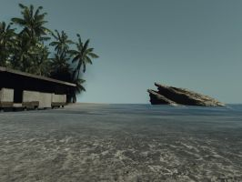 Crysis HD Screenshot 1 by DarkRed27