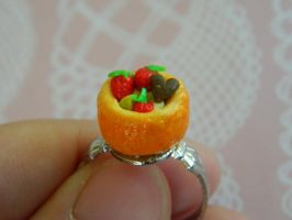 Cheeky Summer Fruit Salad Mini by Cheriko