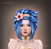 Levy by T0xicLotus