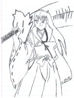 Inuyasha by PRkid93