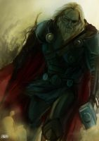 King Thor by lights510