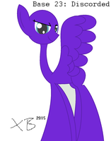 Base 23: Discorded by MlpXbox