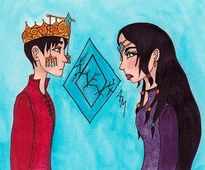 You Don't Deserve that Crown by Drayah