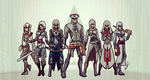 Assassins creed all star by imn01