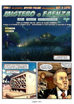Get A Life 16 - pagina 1 by martin-mystere